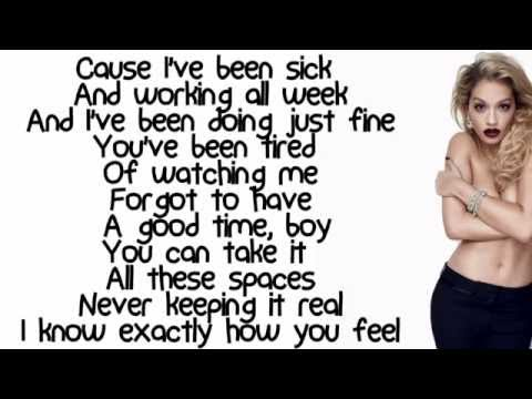 i will never let you down rita ora lyrics - photo #5