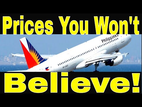 AIRFARES FROM USA And AUSTRALIA TO MANILA - $400 RETURN IN 2020