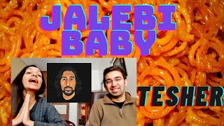 Jalebi Baby Reaction Video || Tesher || 4AM Reactions