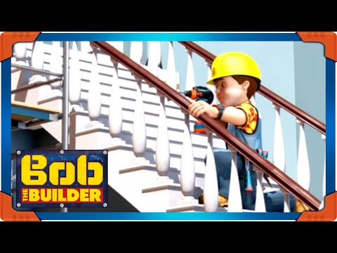 Bob the Builder   Danger in the house \Safety with Bob ⭐Big Collection   New Episodes HD⭐Kids Movies