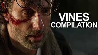 Vines Compilation || The Walking Dead