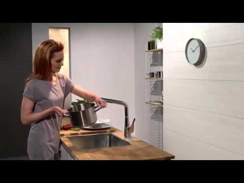 how to replace a leaking kitchen faucet