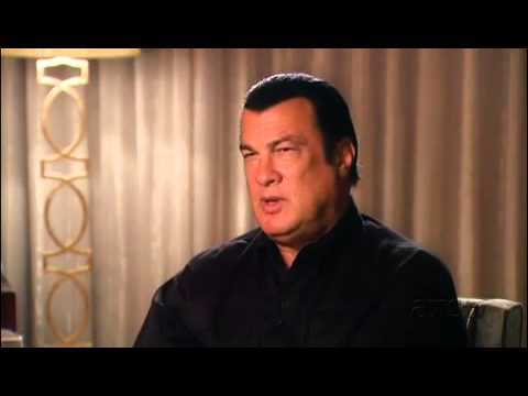 The Voice vs Steven Seagal (FULL)
