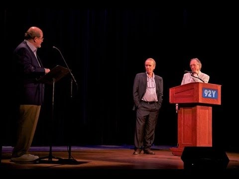 Martin Amis and Ian McEwan with Salman Rushdie | 92Y Talks
