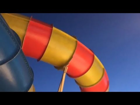 Great Wolf Lodge Gurnee Illinois Construction Update (Up Close Footage)