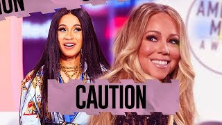 "Mariah Carey and Cardi B ""A No No"" Remix CONFIRMED?!?"