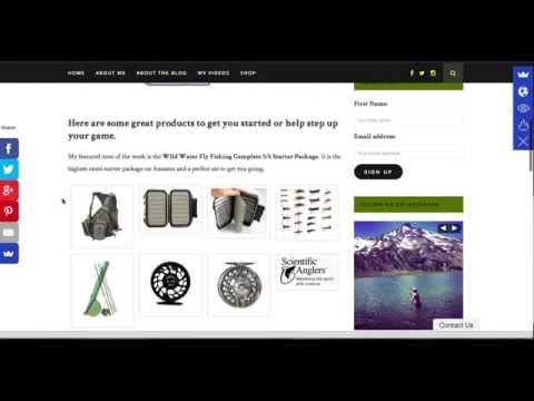 Wordpress Tutorial: Amazon Product in a Post Plug-in