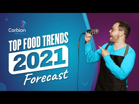 EP 13: Top Food Trends of 2021 Forecast, A Fresh Perspective Podcast