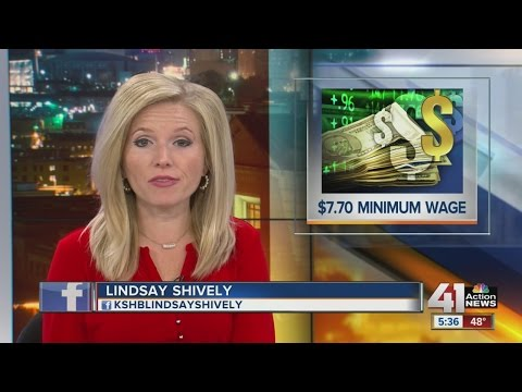 Missouri's minimum wage to rise to $7.70 an hour in 2017