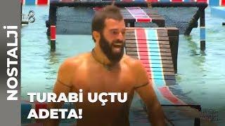 Turabi'nin Muhteşem Performansı! - Survivor Nostalji