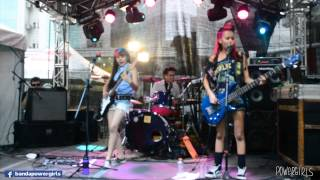 Banda Power Girls -Wasting Love- Iron Maiden (cover)