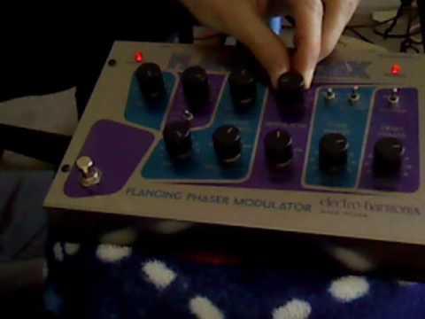 Electro Harmonix Flanger Hoax (soundscapes)