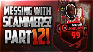 Messing With Scammers: Part 12! (Michael Jordan) NBA Edition!