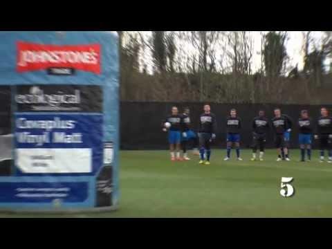 Johnstone's Paint Pot Challenge | Coventry City