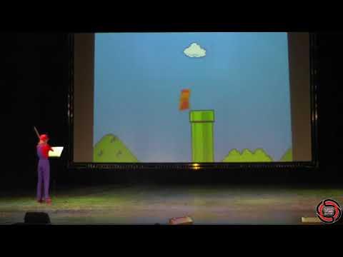 Super Mario Bros [cover viola]