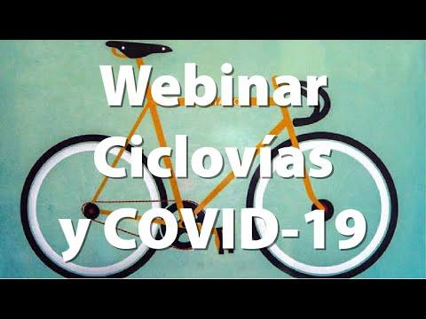 Webinar Ciclovias y COVID 19