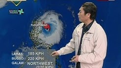 BT: Weather update as of 12:10 p.m. (May 10, 2015)