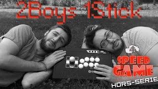Speed Game Hors-série: Megaman 2- 2Boys 1Stick WR en 43:32 par Asharfh et RealMyop