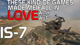 These kind of games made me fall in LOVE with World of Tanks!