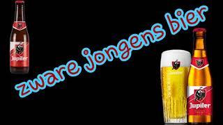 Zware jongens bier