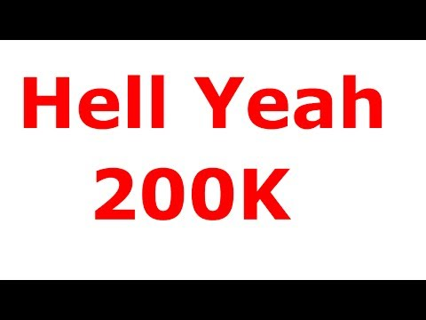 2,00,000 Hell Yeah....! Lets Celebrate !