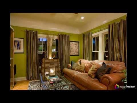 60+ идей сочетания зеленого цвета в интерьере - правила оформления
