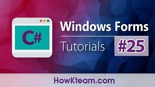 [Lập trình C# Winform] - Bài 25: LinQ | HowKteam Nếu các bạn thấy h...