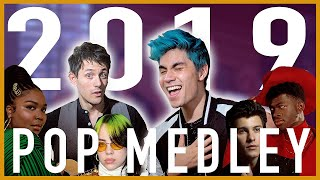 2019 POP MEDLEY (Every Hit Song from 2019!!) - Sam Tsui & Kurt Hugo Schneider