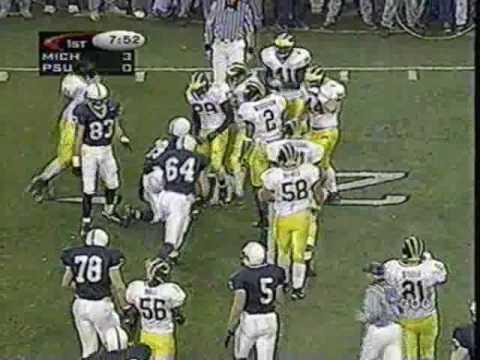1997: Michigan 34 Penn State 8 (PART 1)