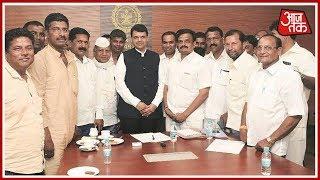 आंदोलन वापस लेने पर राजी हुए किसान; किसानों को लिखित भरोसा देगी महाराष्ट्र सरकार