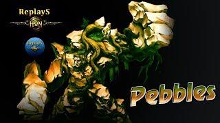 HoN replays - Pebbles - ???????? ccnd Legendary II