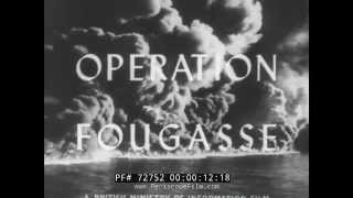 Wwii Petroleum Anti-invasion Secret Weapon Operation Fougasse 72752