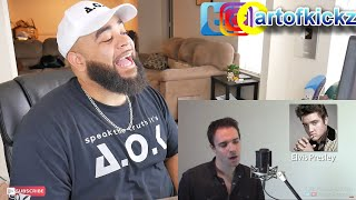 ONE GUY, 54 VOICES (With Music!) Drake, Queen Famous Singer Impressions  REACTION