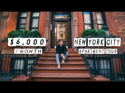 My $6,000 New York City Apartment