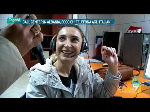 Call center in Albania, ecco chi telefona agli italiani