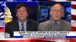 [ Tucker Porn ] Does the rightful blame for Russia lie with  Obama