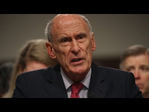 Watch Director of National Intelligence Waffle on Trump - Russia Question!