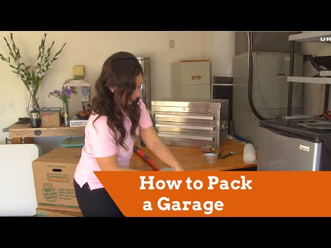 How to Pack a Garage