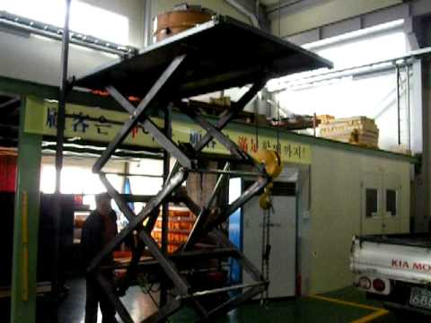 Special Lift Max  Height 3Meters
