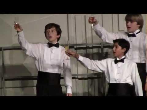 """Neptune Choir """"A Merry Little Christmas"""" Manhattan Beach Middle School 2012 Winter Concert"""