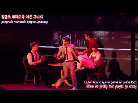 5. VCR + She Wants It ~ D&E DVD Japan || Sub español ~ ENG sub ~ Hangul~ Rom||