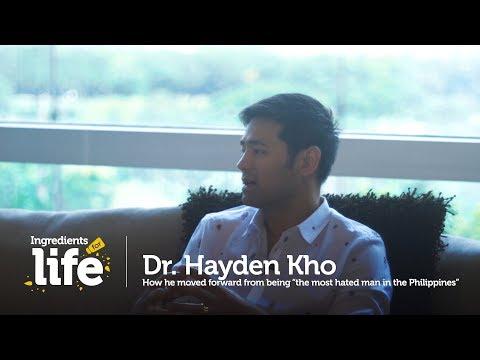 Sex scandal of hayden think