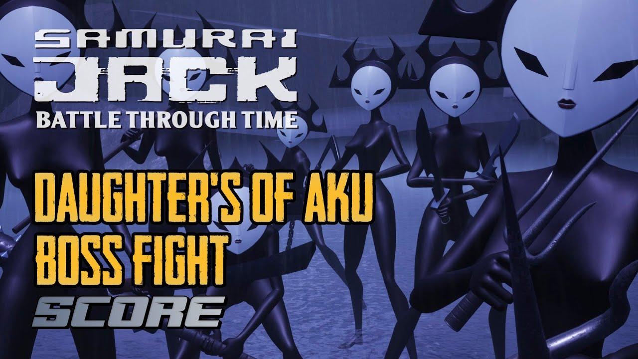 SAMURAI JACK: BATTLE THROUGH TIME - BOSS #8 : The