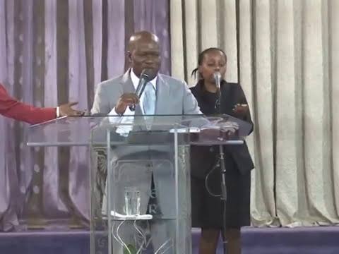 The man you could have been- Apostle Richard Mayanja