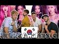 KOREAN POP REACTION BLACKPINK - 'How You Like That' M/V | Housem4tes|
