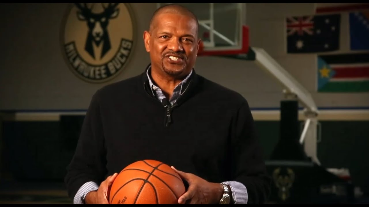 """Marques Johnson """"Basketball is woven into the fabric of our"""