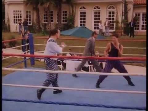 Fists of Iron  Michael Worth vs. Lelagi Togisala