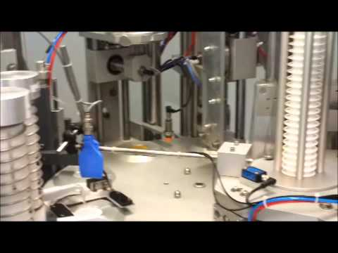 High Speed oral dose robot dispenser for Robotic Pharmacy Unit
