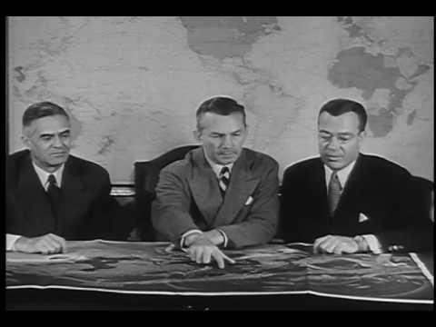 James Forrestall New Navy Boss 1944