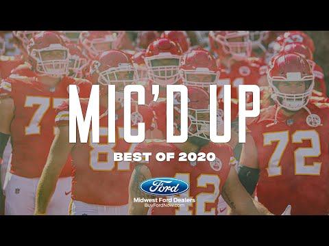 Best Mic'd Up Moments from 2020 Season | Kansas City Chiefs